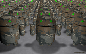 Android Army by FIYAS