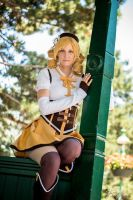 Mami Tomoe - Waiting by SoraPaopu