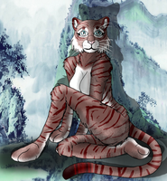 Tiger of the East by AquatheOhioKitty
