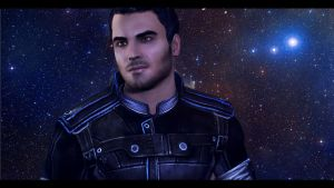 Mass Effect 3 Kaidan by AgataFoxxx