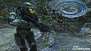 halo 3 campaign. by psdt