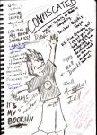 Extract from Zell's Notebook I by HellFenix