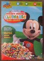 Mickey Mouse Clubhouse Cereal by Gamekirby