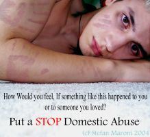 STOP Domestic Abuse by MediaGambit