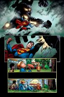 Superman 702 Page 08 Color by JPMayer