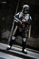 Mandalorian Mercs - Cosplay Costume starwars by Moscou