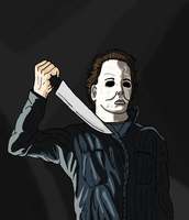 Michael Myers - OMM3 by faithless12