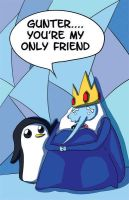 o Adventure Time - Forever Alone o by khiro
