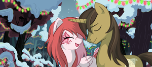 Liz and Jered's Holiday by nauticaldog