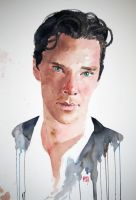Benedict Cumberbatch by Mad-Margaret