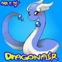 Dragonair by TKSaint