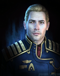 Admiral Rutherford by Greendelle