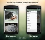 DeviantART Application by MrStaz2