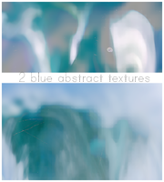 Blue Abstract Textures by chicaax