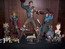 My Evil Dead Collection 3 by Police-Box-Traveler