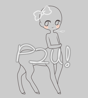 [ P2U 100pts/$1.00 ] Taur Base by omoadopts