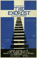 The Exorcist poster by markwelser