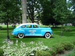 Old Taxi by RosalineStock
