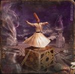 Spiritual music box by BaderKlidi