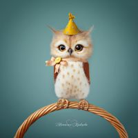 sold Owl Chuka by trinnytoy