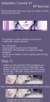 Tutorial 1: RP Banner by Lilabelle