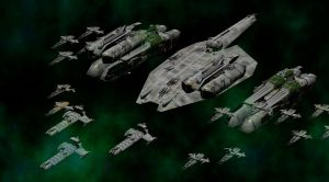 The fleet. by ex-pacifist