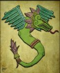 Paper Serpent by Didacus518