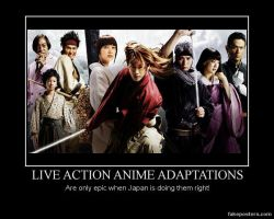 RUROUNI KENSHIN MOVIE MOTIVATIONAL by cwpetesch