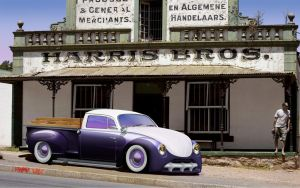 VW Beetle Pickup by vinyo