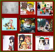 Naruto Holiday Contest Voting by naruto-club