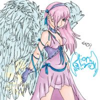 Elyos from Aion by SugarBonBonne