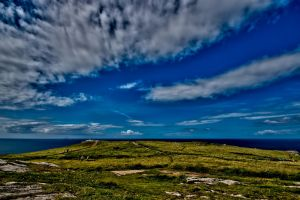 Cornwall sky by forgottenson1