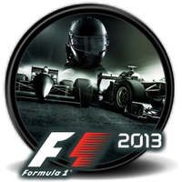 Formula 1 (F1) 2013 - Icon by Blagoicons