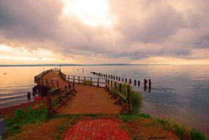 Dock by EclipsePhotography12