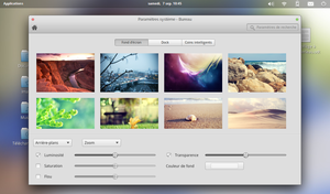 Desktop effects eOS mockup by Amathadius