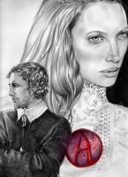 The Scarlett Letter by aryundomiel