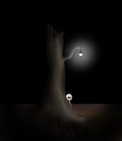 A light in the darkness by Lunatic-Nemesis