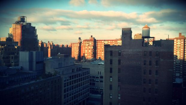 Day in NY by Tehnex