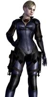 Jill Battuesuit Device by Hairhelmet12