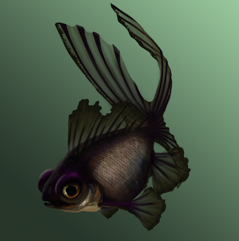 Fish study! by Camaendes