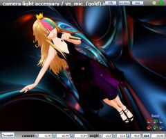 MMD Galaco v1.1 - Model Review by Trackdancer