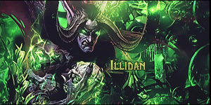 Illidan by sspace7