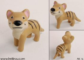 Thylacine by painteddog