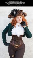 Steampunk Pirate Stock 002 by MADmoiselleMeliStock