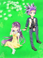 Yuto and Ruri by Icewyte