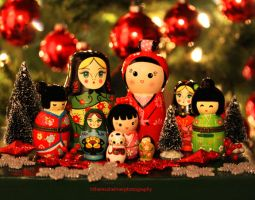 Adorable Dolls by theresahelmer