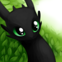 Toothless by Saige199