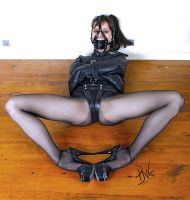 Cindy Read StraitJacket by HazyCosmicJoe
