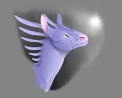 Theuris- lineless by Qwiven