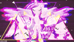 CrystalHorseEXE by shaynelleLPS